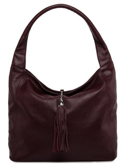 Бордовая сумка мешок Angelo Bianco - 6999.00 руб