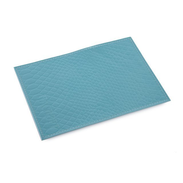 Голубая обложка для документов Кайман - 299.00 руб