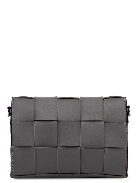 Серая сумка планшет Fabbiano (Фаббиано) - артикул: 0К-00023506 - ракурс 3