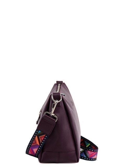 Фиолетовая сумка планшет S.Lavia (Славия) - артикул: 1175 91 07 - ракурс 2