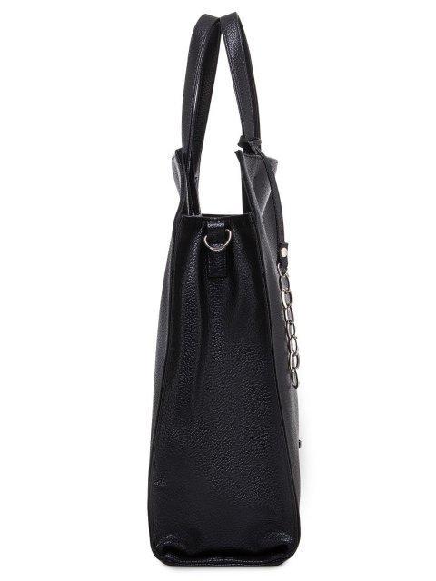 Чёрная сумка классическая S.Lavia (Славия) - артикул: 1077 902 01 - ракурс 4