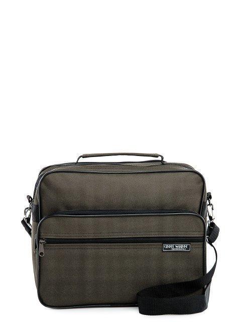 Хаки сумка классическая S.Lavia - 799.00 руб