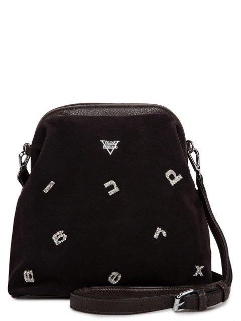 Коричневая сумка планшет Fabbiano - 3509.00 руб