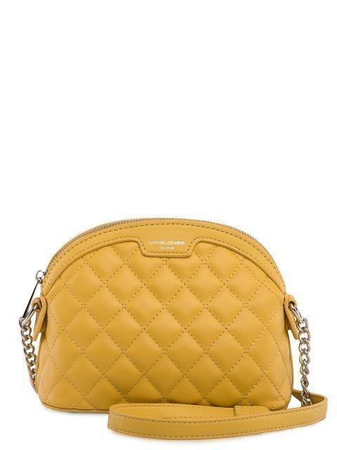 Жёлтая сумка планшет David Jones - 2199.00 руб