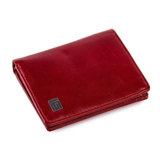 Красное портмоне Barez - 720.00 руб