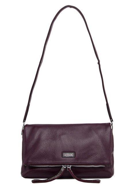 Бордовая сумка планшет Fabbiano - 2320.00 руб