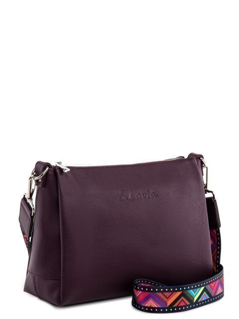 Фиолетовая сумка планшет S.Lavia (Славия) - артикул: 1175 91 07 - ракурс 1