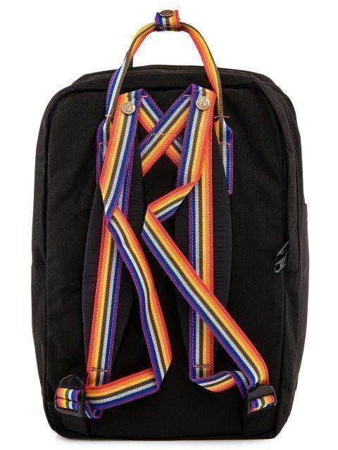 Чёрный рюкзак Kanken (Kanken) - артикул: 0К-00028805 - ракурс 3