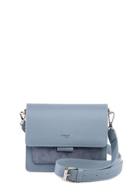 Голубая сумка планшет David Jones - 1499.00 руб