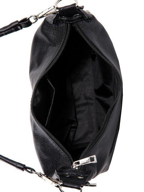 Чёрная сумка планшет S.Lavia (Славия) - артикул: 358 601 01 - ракурс 4