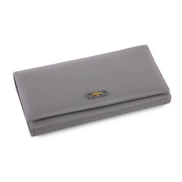 Серое портмоне Barez - 950.00 руб