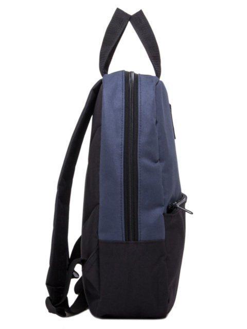 Синий рюкзак S.Lavia (Славия) - артикул: 00-76 000 70 - ракурс 5