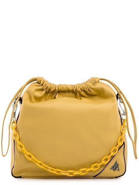 Жёлтая сумка планшет Fabbiano - 3699.00 руб