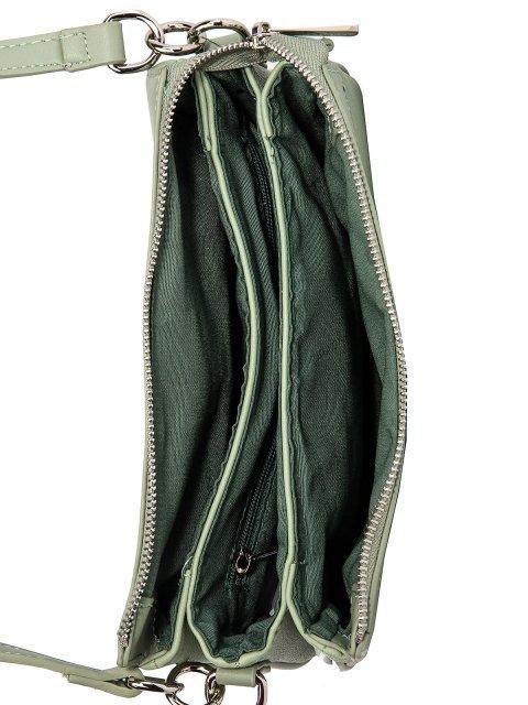 Мятная сумка планшет David Jones (Дэвид Джонс) - артикул: 0К-00026076 - ракурс 4