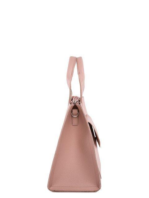 Розовая сумка классическая S.Lavia (Славия) - артикул: 1223 94 42 - ракурс 2