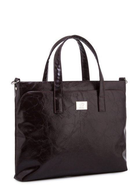 Коричневая сумка классическая S.Lavia (Славия) - артикул: 660 048 12 - ракурс 1