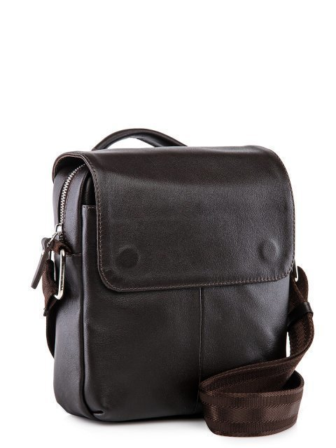 Коричневая сумка планшет S.Lavia (Славия) - артикул: 0053 10 12 - ракурс 1