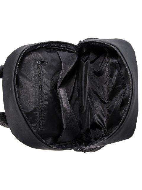 Чёрный рюкзак S.Lavia (Славия) - артикул: 1239 881 01  - ракурс 4