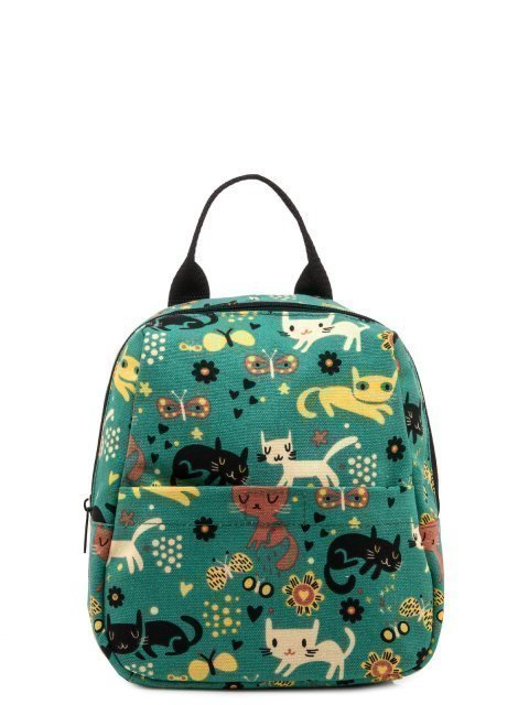 Зелёный рюкзак S.Lavia - 769.00 руб