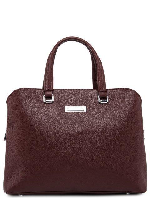 Бордовая сумка классическая Polina - 5359.00 руб