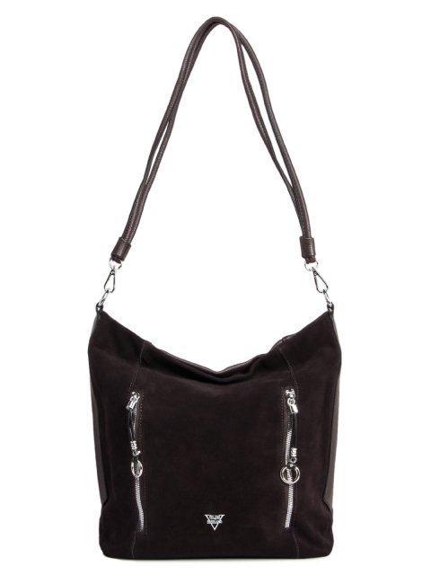 Коричневая сумка мешок Fabbiano - 3509.00 руб