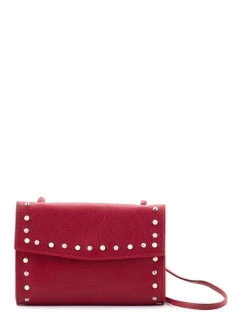 Красная сумка планшет Giudi - 3175.00 руб