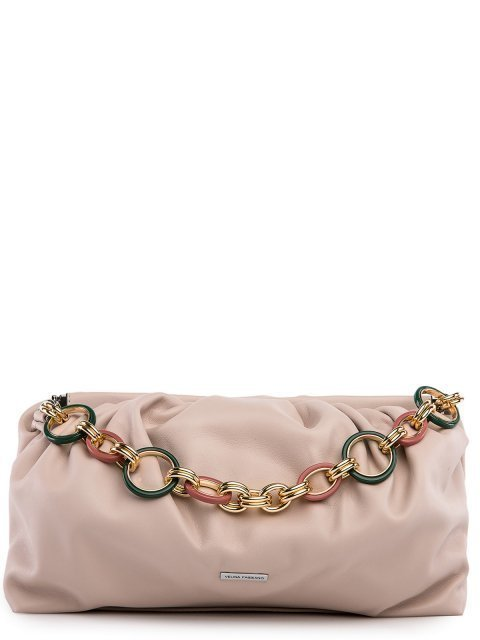 Бежевая сумка планшет Fabbiano - 3599.00 руб