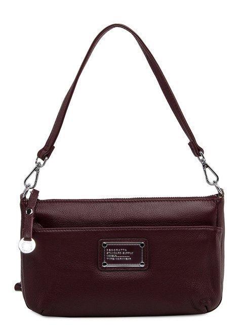 Бордовая сумка планшет Angelo Bianco - 5199.00 руб