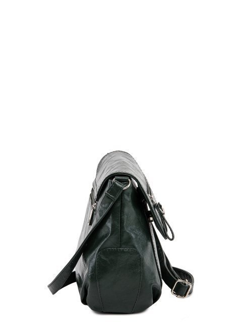 Зелёная сумка планшет S.Lavia (Славия) - артикул: 750 048 35 - ракурс 2