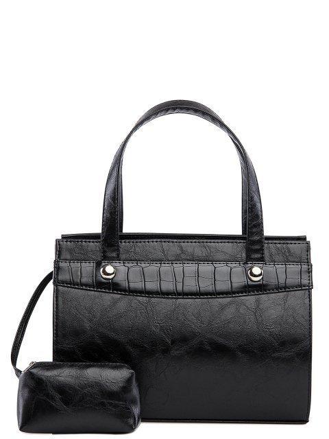 Чёрная сумка классическая S.Lavia - 1890.00 руб