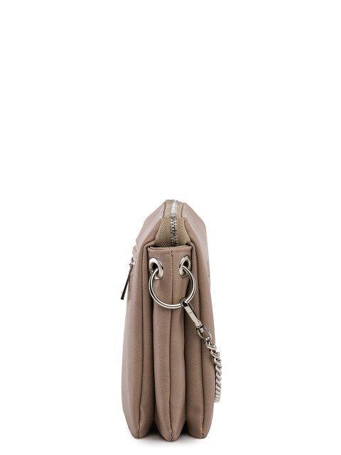 Бежевая сумка планшет S.Lavia (Славия) - артикул: 1232 910 25 - ракурс 2
