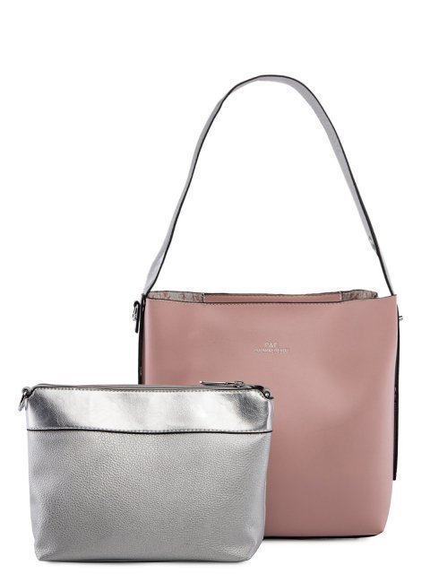 Розовая сумка мешок Polina - 3199.00 руб