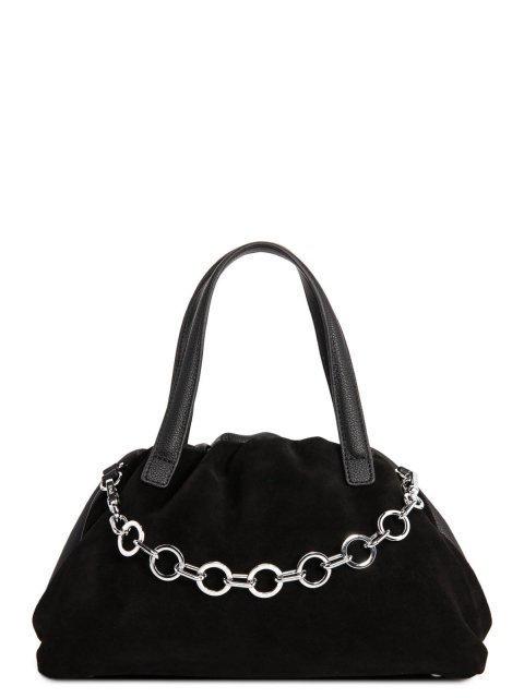 Чёрная сумка классическая Polina - 5485.00 руб
