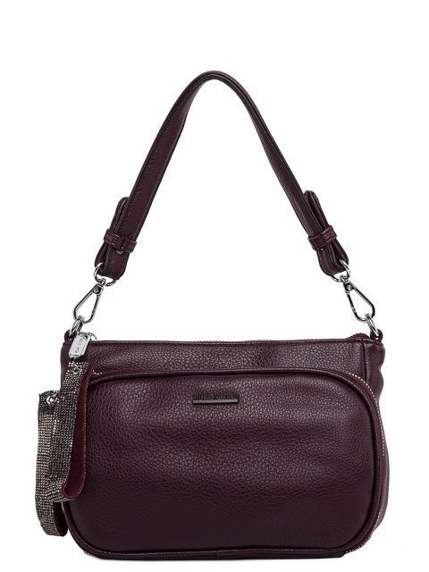 Бордовая сумка планшет Fabbiano - 2799.00 руб