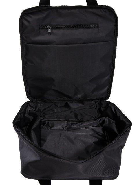 Чёрный рюкзак S.Lavia (Славия) - артикул: 00-100 000 01 - ракурс 5