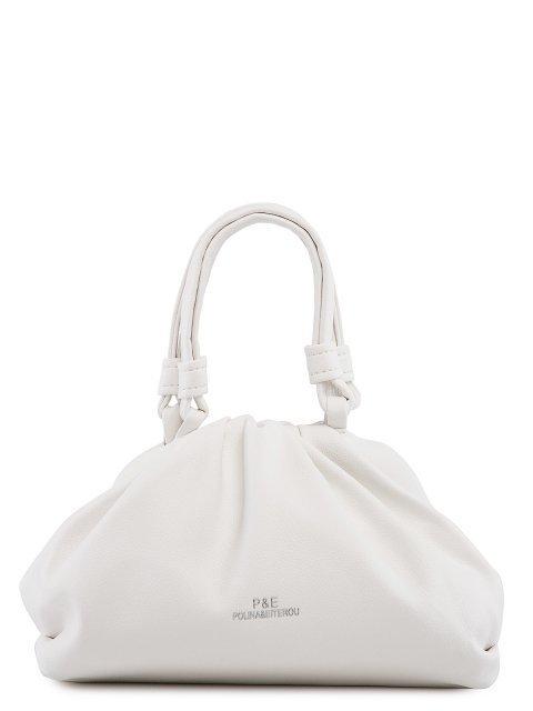 Белая сумка классическая Polina - 2999.00 руб
