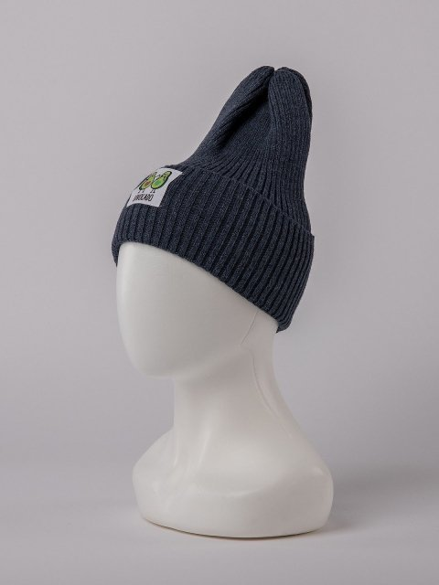 Синяя шапка Fashion Style - 699.00 руб