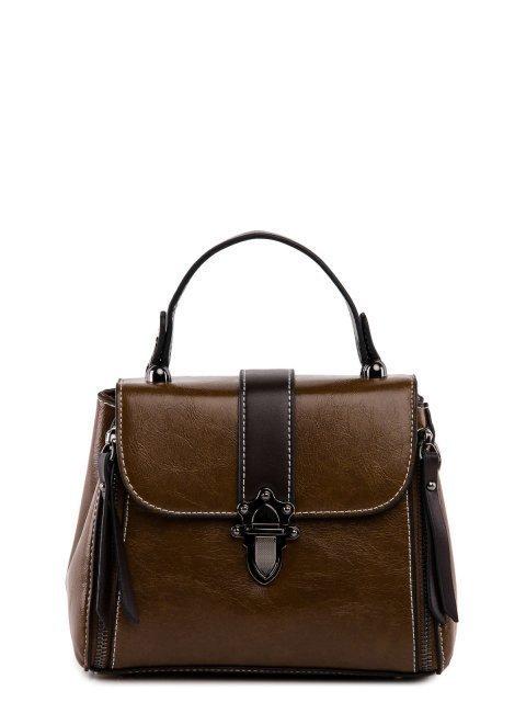 Коричневый портфель Angelo Bianco - 2299.00 руб