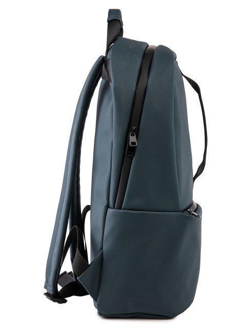 Синий рюкзак S.Lavia (Славия) - артикул: 1239 881 70  - ракурс 2