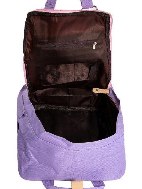 Розовый рюкзак Kanken (Kanken) - артикул: 0К-00029028 - ракурс 4