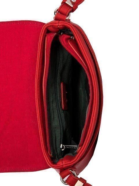 Красная сумка планшет David Jones (Дэвид Джонс) - артикул: 0К-00026050 - ракурс 4