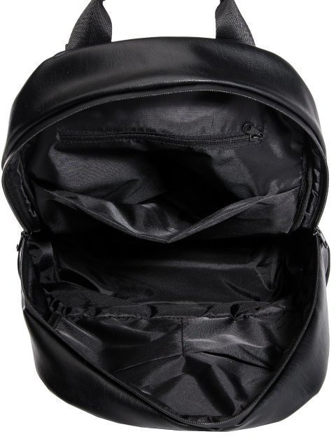 Чёрный рюкзак S.Lavia (Славия) - артикул: 1239 901 01  - ракурс 4