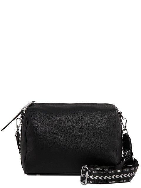 Чёрная сумка планшет Polina - 3399.00 руб