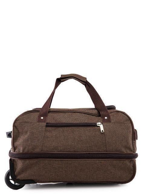 Коричневый чемодан Lbags - 3399.00 руб