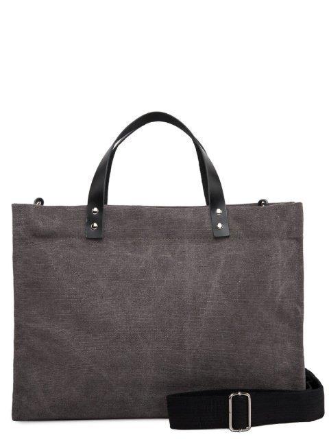 Серый шоппер S.Lavia (Славия) - артикул: 01-66 30 05 - ракурс 3