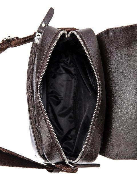 Коричневая сумка планшет S.Lavia (Славия) - артикул: 0053 10 12 - ракурс 4