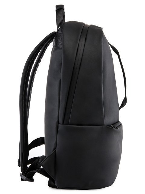 Чёрный рюкзак S.Lavia (Славия) - артикул: 1239 881 01  - ракурс 2