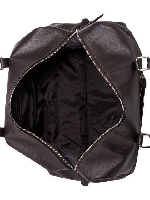 Коричневая дорожная сумка S.Lavia (Славия) - артикул: 0051 10 12 - ракурс 4