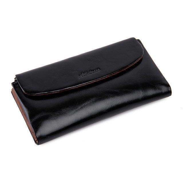 Чёрное портмоне Barez - 2490.00 руб