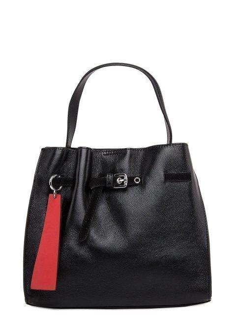 Чёрная сумка классическая Angelo Bianco - 4159.00 руб